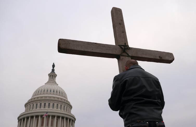 6 Reasons Why Evangelicals Can't Resist ConspiracyTheories